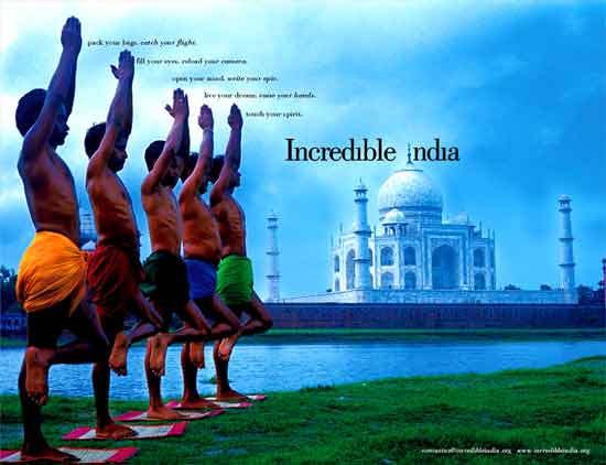 Image result for incredible india ad campaign
